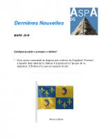 ASPA n° 2 – Mars 2018