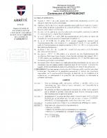 Réglementation de la coupure nocturne de l'Eclairage Public
