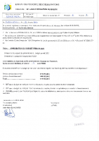 Délib. : Approbation du budget 2021
